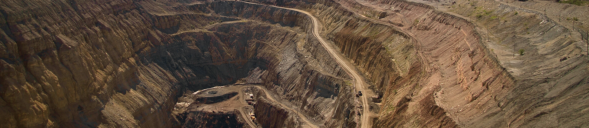 Mining industry's energy problem