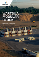 Modular block Q&A