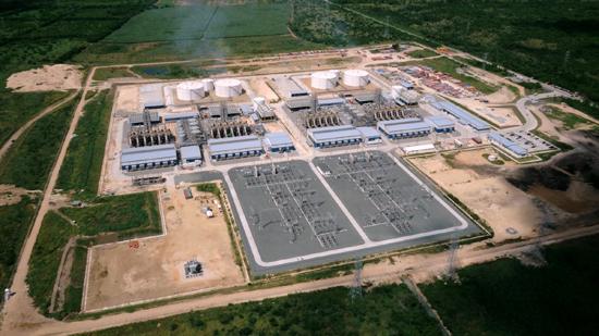 Quisqueya Power Plant