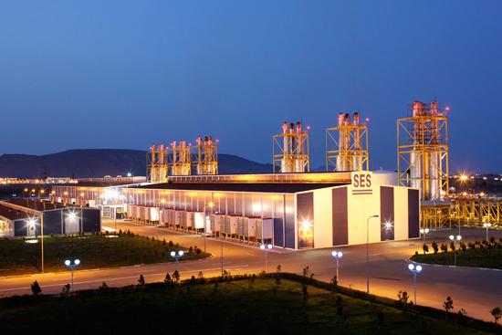 Sangachal multi-fuel power plant