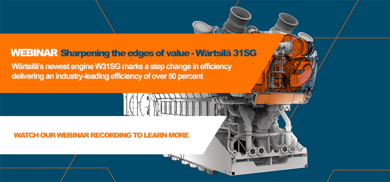 Sharpening the edges of value - Wärtsilä 31SG