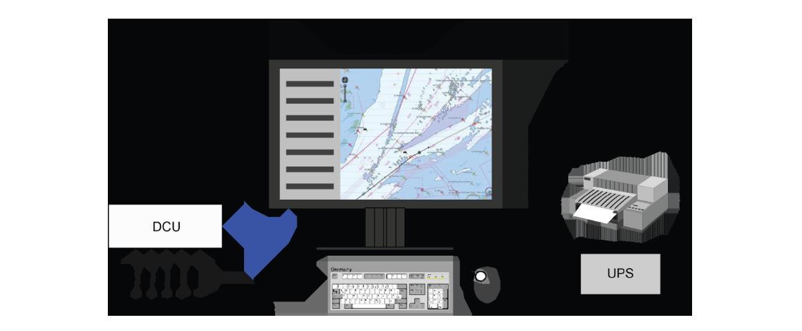 Wärtsilä NACOS ECDISPILOT Basic - feature