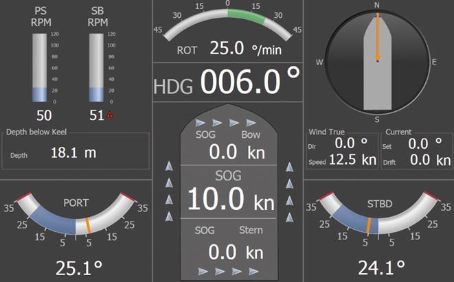 Wärtsilä NACOS DATAPILOT Platinum - 3