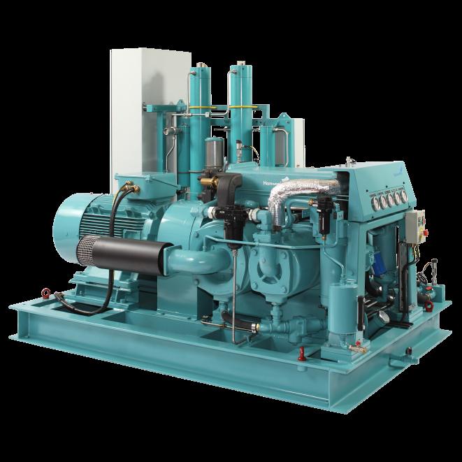 Rig Tensioning Compressor