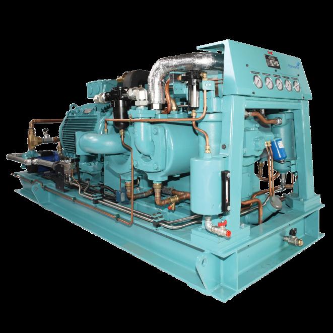 Seismic Compressor