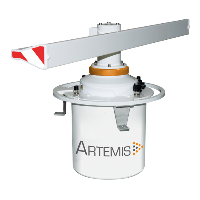 Artemis Mk6 - Antenna