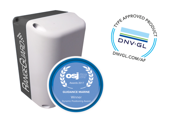 RangeGuard with OSJ award winner logo