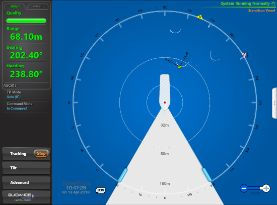 SceneScan - Full BEV Mode - 2