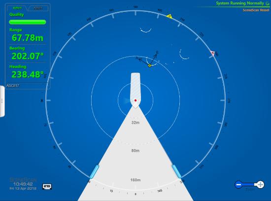 SceneScan - Full Screen Full BEV Mode - 1