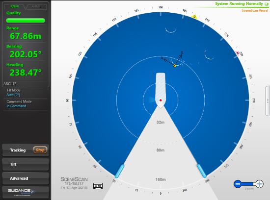 SceneScan - Normal BEV Mode