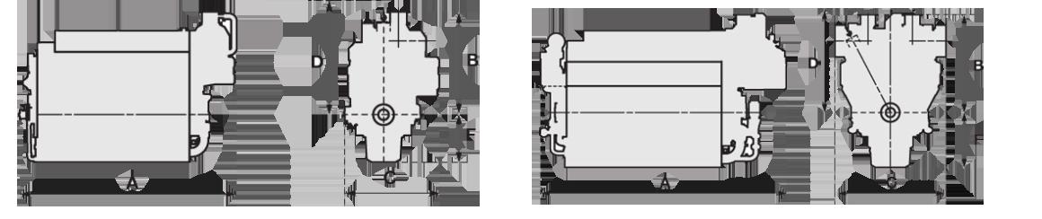 Wärtsilä 34DF engine dimensions
