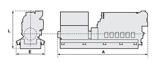 Auxpac dimensions