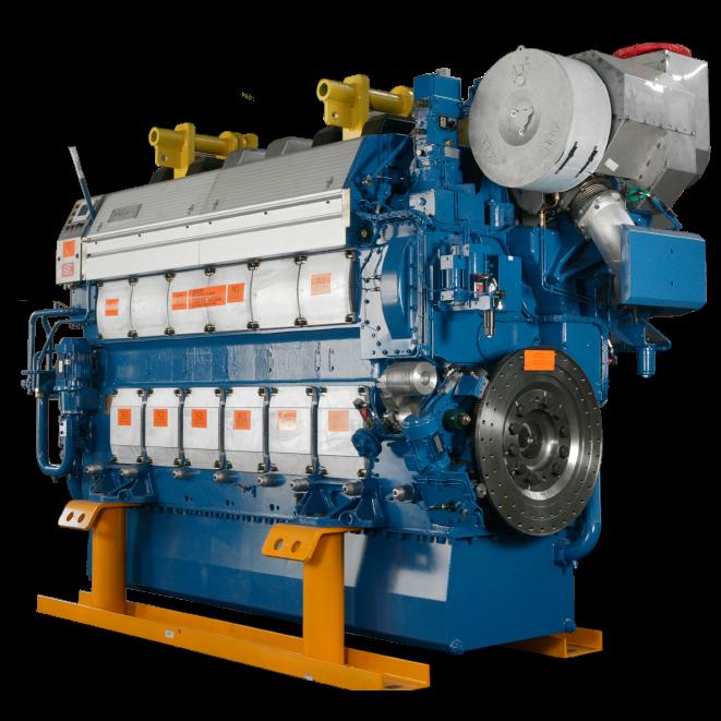W 228 Rtsil 228 26 Diesel Engine