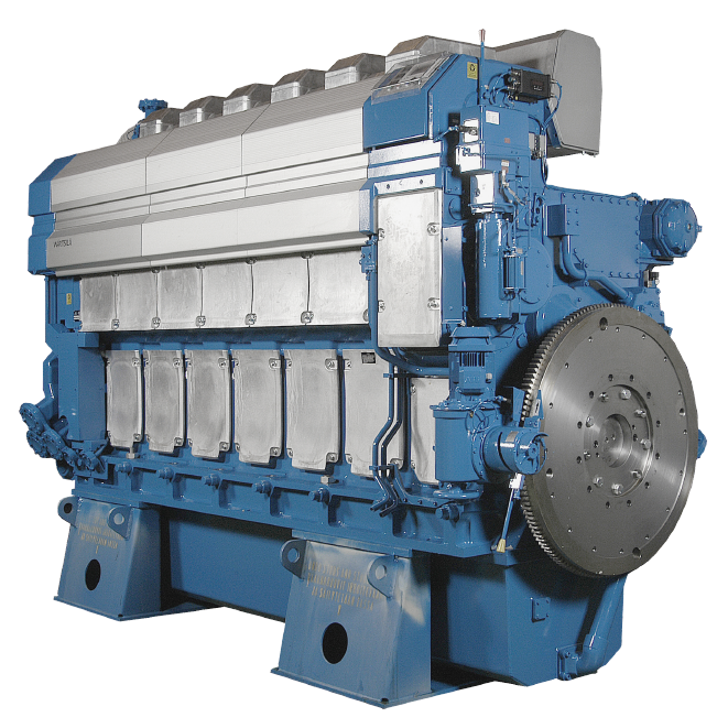 W rtsil 32 diesel engine for General motors marine engines