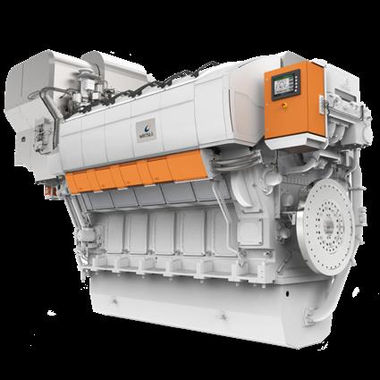 Wärtsilä 31 - the world's most efficient 4-stroke diesel engine