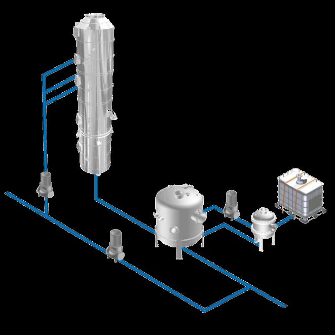 Wärtsilä Open Loop Scrubber System