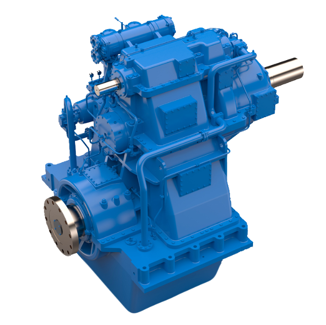 Wärtsilä Single Input Gear