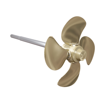 Wärtsilä Controllable Pitch Propeller Systems