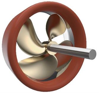 Fixed pitch propellers - hp nozzle