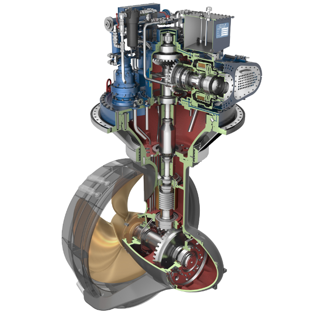 Steerable Thruster Cutout