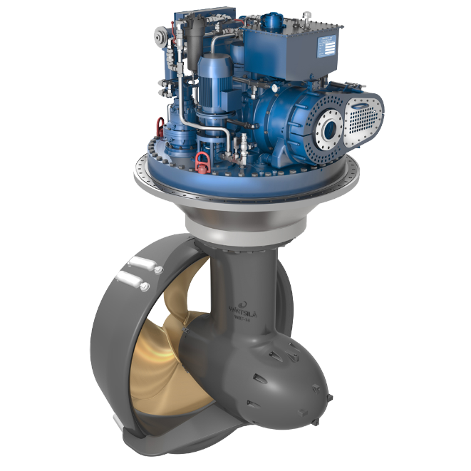 Wärtsilä Steerable Thrusters