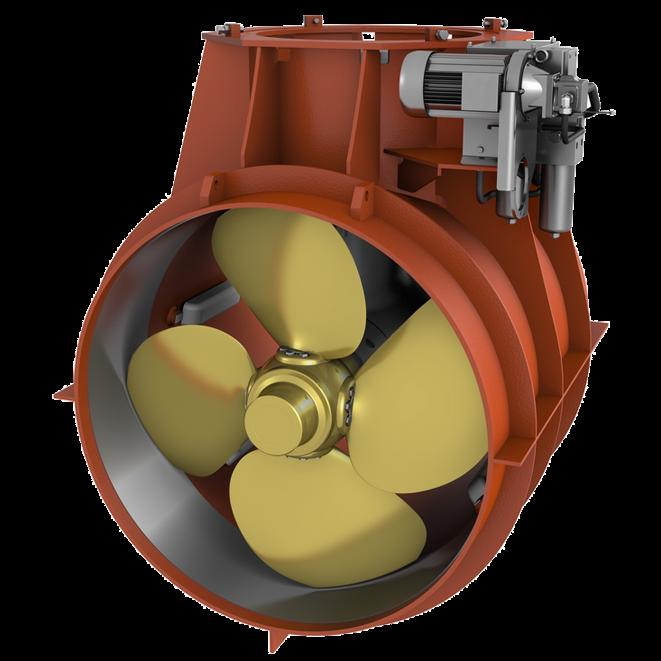 Transverse Thrusters - CPP