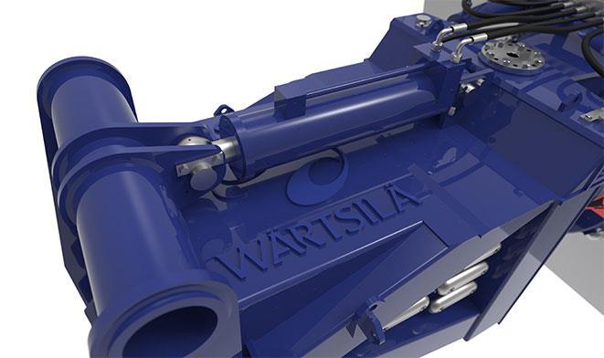 WXJ Waterjet top details