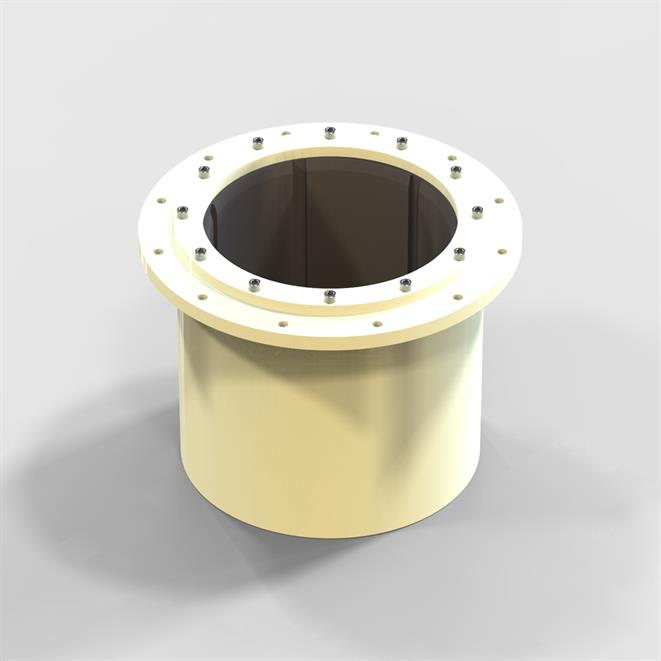 Pumpsafe Water WCS Bearing in Structural Composite Housing