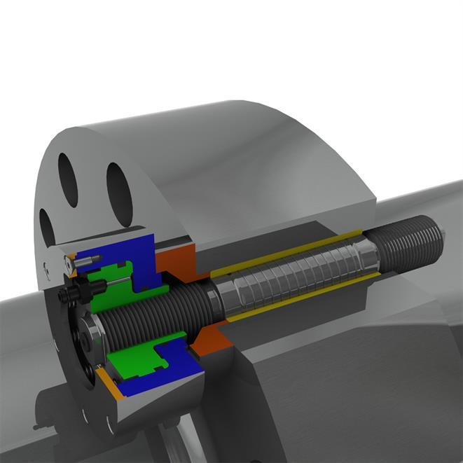 Wärtsilä Hydraulic Bolt