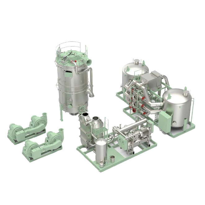 Wärtsilä Moss Inert Gas Packages