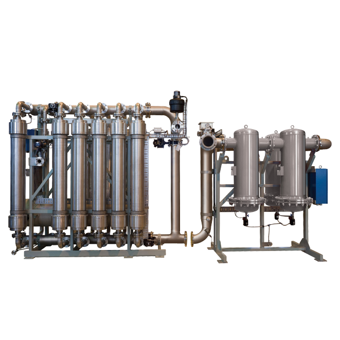 Wärtsilä Moss Nitrogen Generator