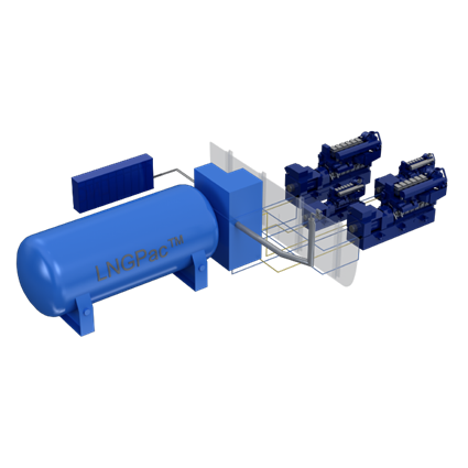 Storage plant connections of ship systems and pipelines