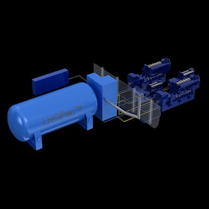 Wärtsilä LNGPac - Wärtsilä Fuel Gas Handling