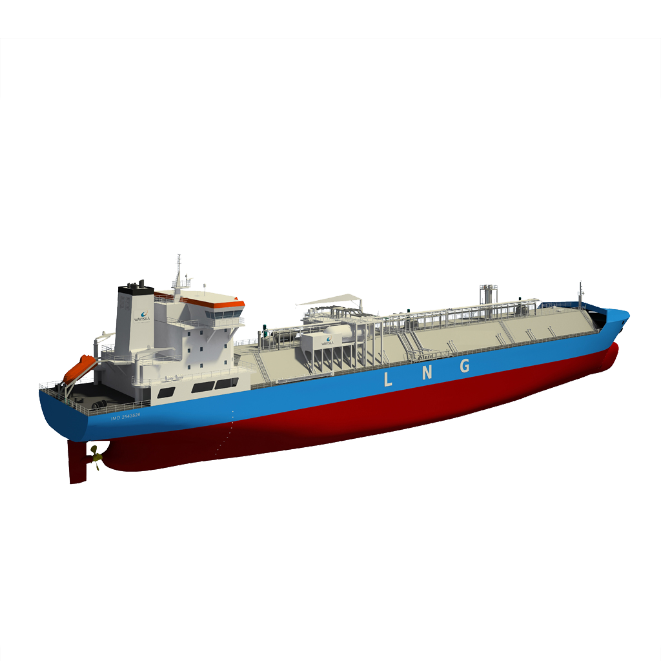 Wärtsilä Cargo Handling for small LNG Carriers