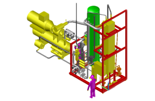 Mini Lng Plant : Lng plants mini scale liquefaction technology