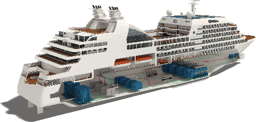 Electric Propulsion Systems Wartsila