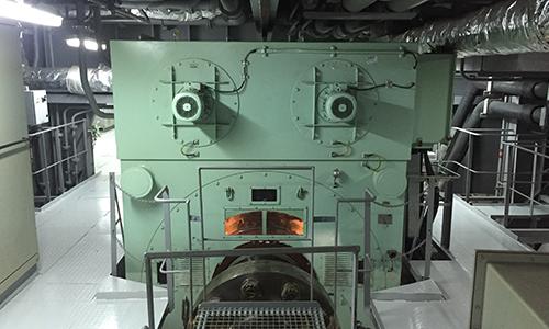 Wärtsilä Shaft Generator - economical electrical power