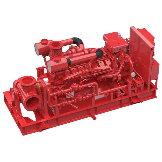 Fire Water Pump Packages