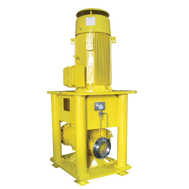 In-line Sea Water Lift Pump