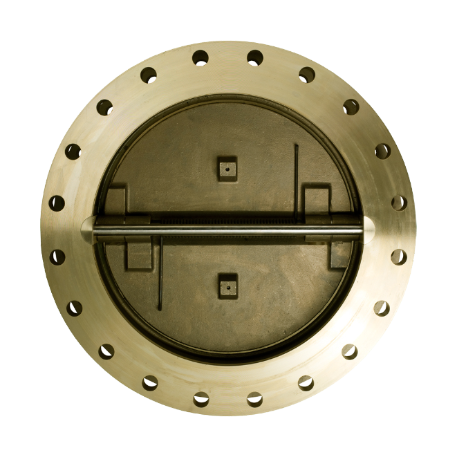 Check Valves - 24 inch wafer - flat