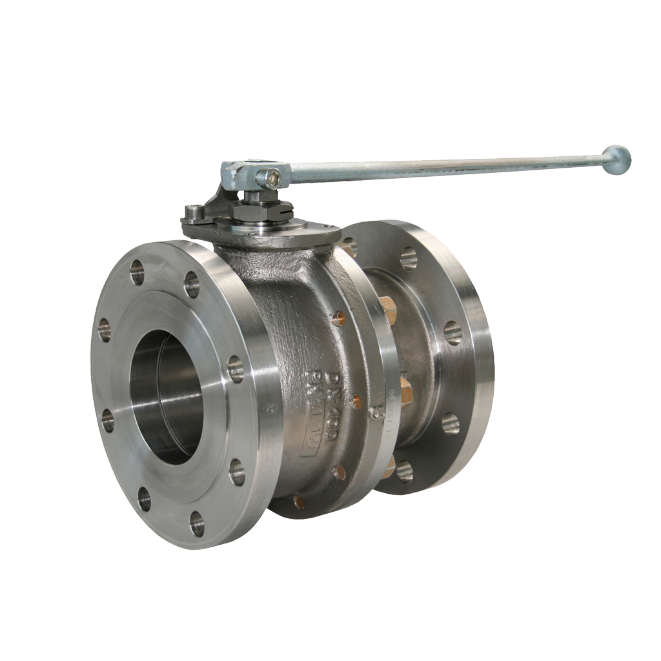 Ball - Trunnion Mounted Floating - 4 inch duplex ball