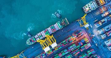 Merchant vessel dock - Wartsila Seals and Bearings