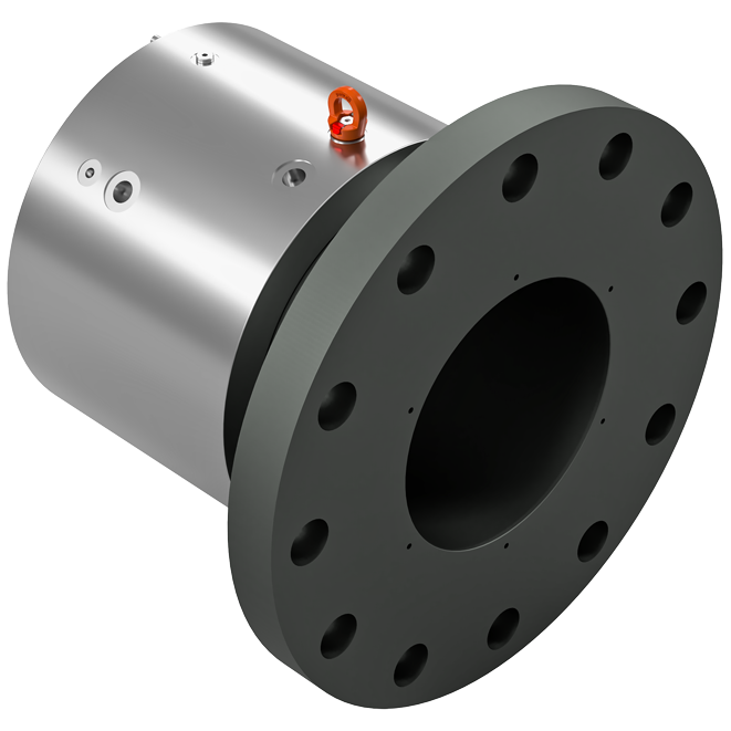 Wärtsilä OHSM-VXD high friction coupling
