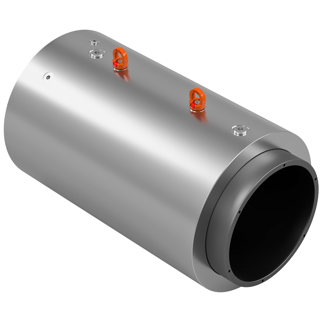 Wärtsilä OSHN-X high friction coupling
