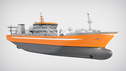 VS 6212 Freezer Trawler - data sheet - Wärtsilä Ship Design
