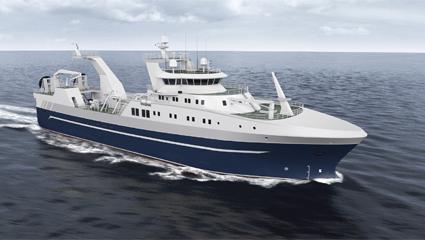 VS 6215 ST Stern Trawler