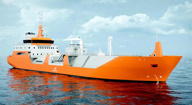 WSD50 5K LNG-Carrier