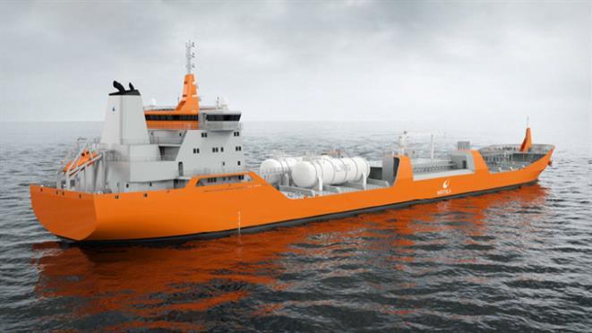 Tanker WSD41 34K