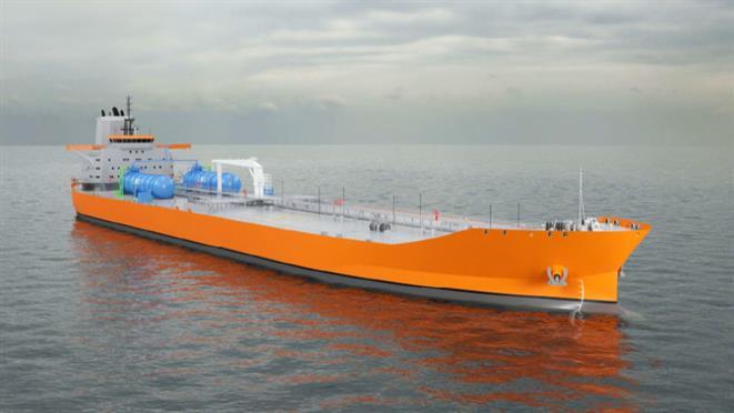 Tanker WSD42 111k DF