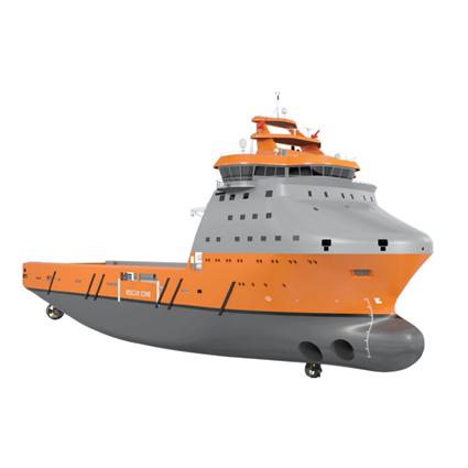 VS 4528 MPSV, Ship Design